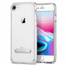 Spigen Etui Ultra Hybrid S iPhone 8,7, przezroczyste 054CS22213