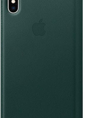Apple Apple iPhone XS Max Leather Folio Forest Green (MRX42ZM/A)