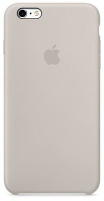 APPLE iPhone 6s Plus Silicone Case jasno-szary