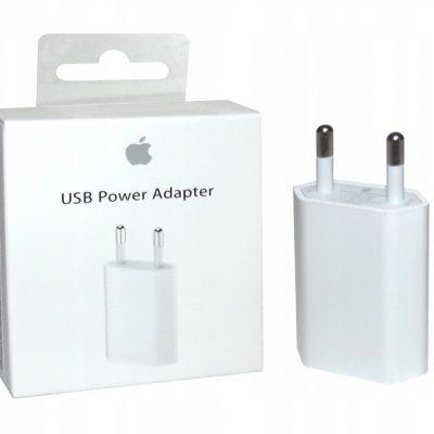 Apple Ładowarka Adapter Usb A1400 5W Oryginalny
