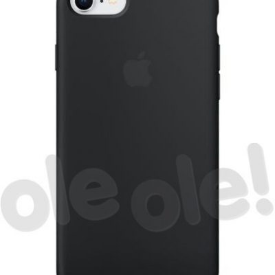 Apple Silicone Case iPhone 8/7 MQGK2ZM/A czarny MQGK2ZM/A