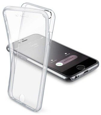 Cellular Line Etui CLEAR TOUCH do iPhone 6S/6 transparentne CCLEARTOUCHIPH647T