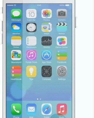Etuo.pl folia - Apple iPhone 6 - folia ochronna FOAP138FOPL000000