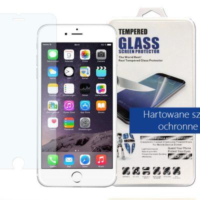 Etuo.pl szkło - Apple iPhone 8 Plus - szkło hartowane 9H FOAP610TEGL000000