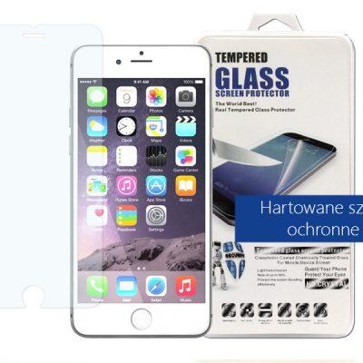 Etuo.pl szkło - Apple iPhone 8 - szkło hartowane 9H FOAP609TEGL000000
