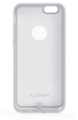 Exelium Etui do ładowania bezprzewodowego UPMAI6 do iPhone 6 Plus Biały