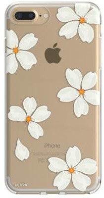 FLAVR Etui iPlate White Petals do Apple iPhone 6 Plus/7 Plus/6s Plus/8 Plus Wielokolorowy 30040)