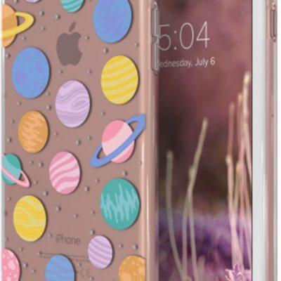 FLAVR Planets etui silikonowe na Apple iPhone 6s Plus BEZBARWNY NA TYŁ TWORZYWO SZTUCZNE 35614