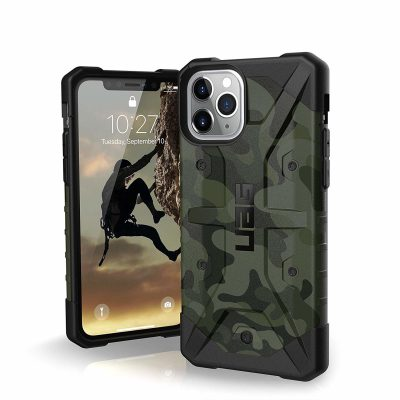 Gear Urban Armor Urban Armor UAG Pathfinder SE Camo Etui Ochronne do iPhone 11 Pro (Forest) 111707117271