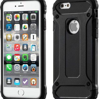 Hurtel Hurtel Etui Hybrid Armor iPhone 6S 6 pancerny hybrydowy pokrowiec