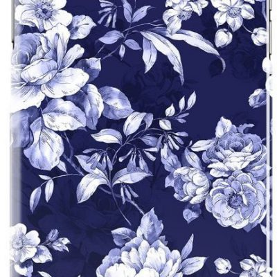 iDeal Of Sweden Fashion Case Etui Obudowa iPhone Xs Max (Sailor Blue Bloom)