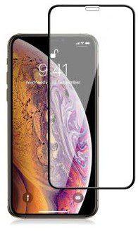 iPhone SZKŁO HARTOWANE | iPhone XR | Na cały Ekran Klejone po całości