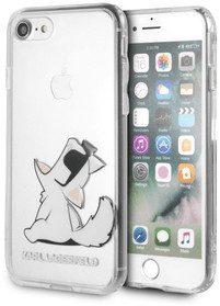 Karl Lagerfeld KLHCI8CFNRC iPhone 7/8 przeźroczysty KF000123