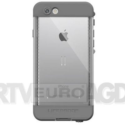 LifeProof Nuud iPhone 6s Plus biały TAKCIBALIPRUWH