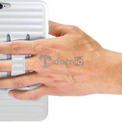 Meliconi s.p.a. Etui Apple iPhone 6 plus GUSCIO białe 40615802100BA