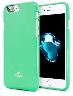 Mercury Etui JELLY Case iPhone 8 miętowy (MER03048)
