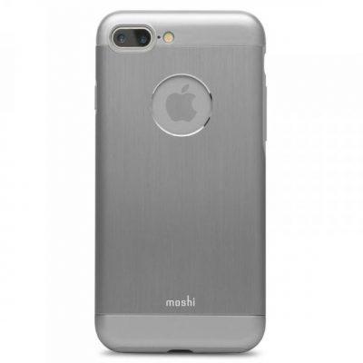 Moshi Armour - Etui aluminiowe iPhone 7 Plus (Gunmetal Gray) 99MO090021
