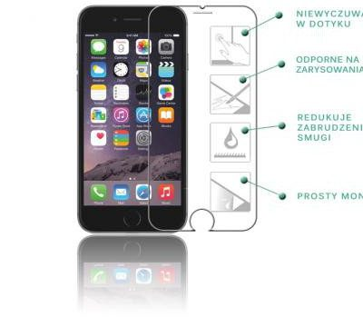 Movano Szkło hartowane 9H do Apple iPhone 6 SH/AP-6