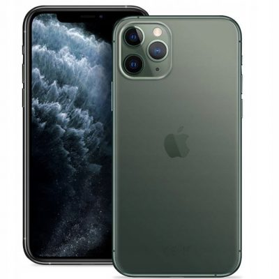 PURO 0.3 Nude do iPhone 11 Pro Max przezroczysty IPCX651903NUDETR