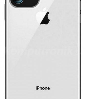 PURO 0.3 Nude do iPhone 11 przezroczysty IPCX611903NUDETR