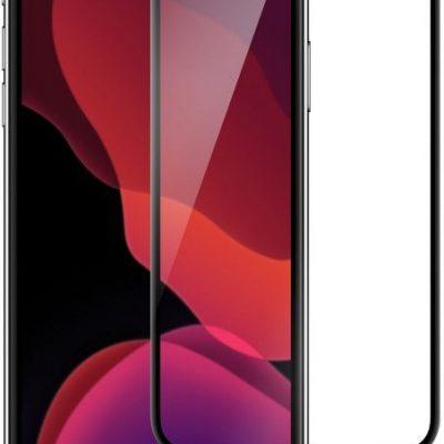 Qdos Szkło Ochronne Qdos Optiguard Glass Curve Protect Black - do iPhone 11 Pro Max/ XS Max QD-116521-CURVK