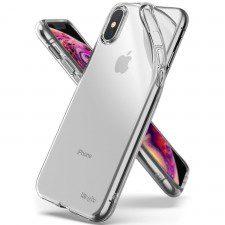Rearth Etui Ringke Air iPhone Xs, przezroczyste 8809628563148