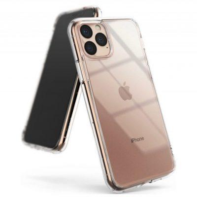 Rearth Etui Ringke Fusion iPhone 11 Pro, przezroczyste 8809688891410
