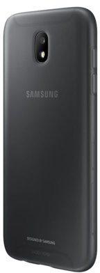 Samsung Galaxy J5 2017 Jelly Cover EF-AJ530TB czarny EF-AJ530TBEGWW
