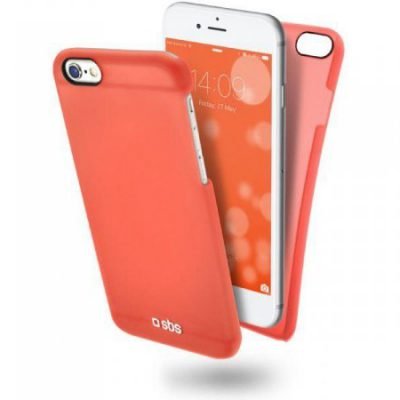 SBS Cover Color Feel for iPhone 6S/6 color red
