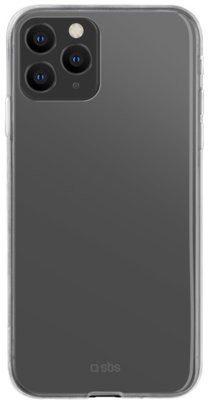 SBS Etui Skinny Cover do Apple iPhone 11 Pro Max Przezroczysty TESKINIP6519T TESKINIP6519T