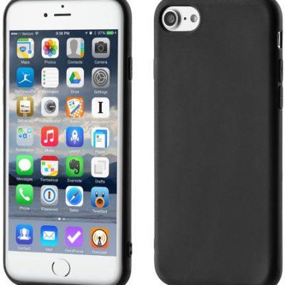 Soft Matt żelowe etui iPhone 6S / 6 Czarne 20181109161458_20181228151920