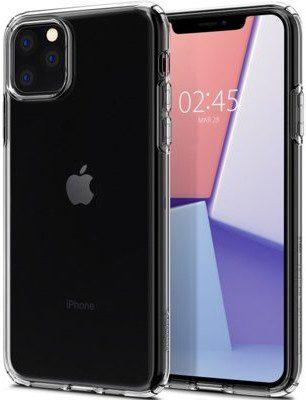 Spigen Etui Liquid Crystal do Apple iPhone 11 Pro Max Przezroczysty