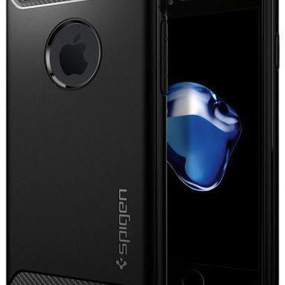 Spigen Etui Rugged Armor Apple iPhone 7/8 Black
