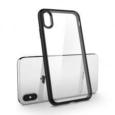 Spigen Etui Spigen Ultra Hybrid iPhone Xs Max, czarne matowe 8809613766226