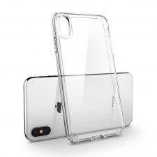 Spigen Etui Ultra Hybrid iPhone Xs, przezroczyste 8809613766097