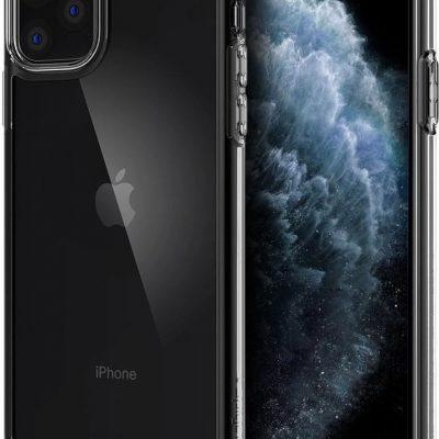 Spigen Etui Ultra Hybrid na iPhone 11 Pro Max przeźroczyste SPN419CL