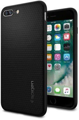 Spigen Liquid Armor 043CS20525 iPhone 7 Plus czarny 043CS20525