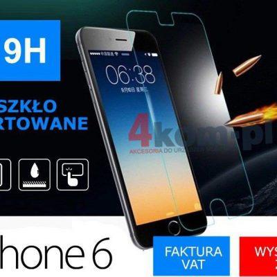 Szkło hartowane 9H do iPhone 6 560