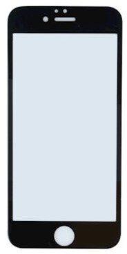 TelForceOne Szkło hartowane Tempered Glass 10D do iPhone 6 iPhone 6s czarna ramka