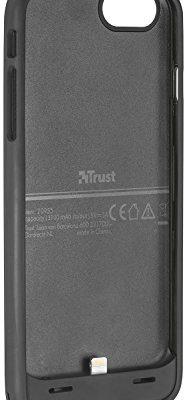 Trust Urban batta Powerbank pokrowiec (w tym bateria, przeznaczony do Apple iPhone 6s Plus/6 Plus) Czarny