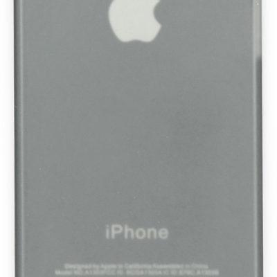 TTEC Smooth Etui iPhone 4/4S szare 2PNA32G)