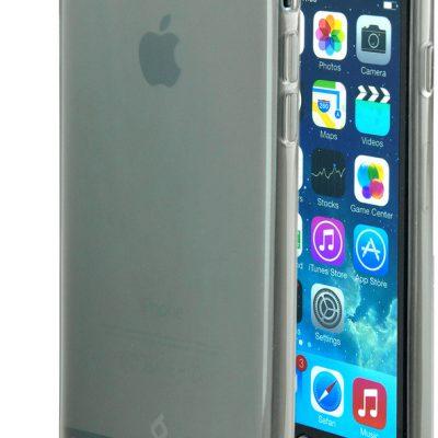 TTEC SuperSlim Etui iPhone 6/6S szare 2PNS08F)