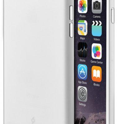 TTEC SuperSlim Etui iPhone 6 Plus/6S Plus białe 2PNS46SF)