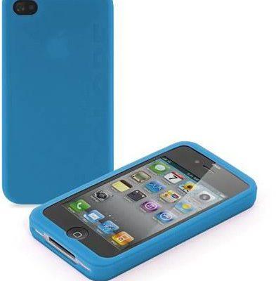 Tucano etui na iPhone 4 IPHCS-B niebieskie