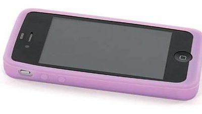 Tucano etui na iPhone 4 IPHCS-PK różowe