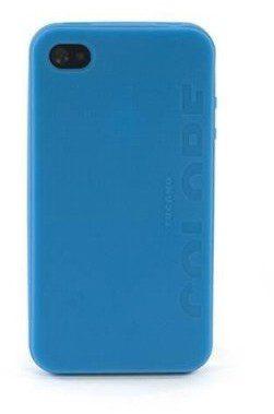 Tucano NPK_ WYPRZ Etui Colore IPHCS do iPhone 4S Niebieski (TIPHCS-B)