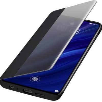 View Flip Huawei Huawei Smart Cover do Huawei P30 czarny