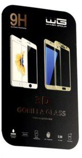 WG Szkło do Apple iPhone 8 Plus 3D Czarny BLACK FRIDAY Od 24 do 26 listopada 3D