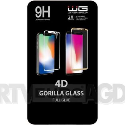 Winner Group WG WG 4D Full Glue iPhone XS MAX/11PRO MAX czarny TAKC4088643