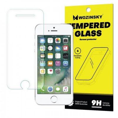 Wozinsky Tempered Glass szkło hartowane 9H iPhone SE / 5S / 5 (opakowanie koperta) 7426825348746